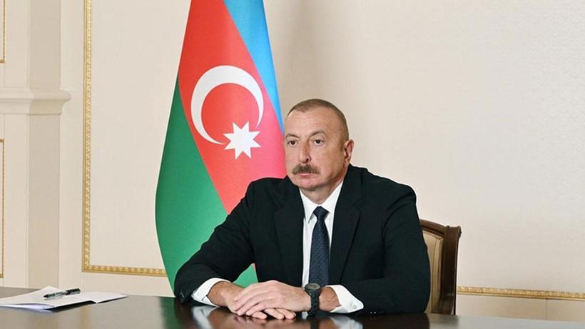 Aliyev'den Cumhurbaşkanı Erdoğan'a başsağlığı