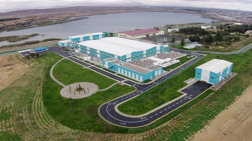 Azerbaycan'ın içme suyunu Akkim Kimya arıtacak