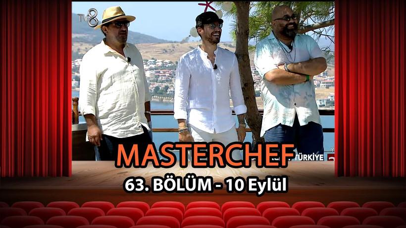 MasterChef Türkiye 63. Bölüm İzle - 10 Eylül 2021 Cuma