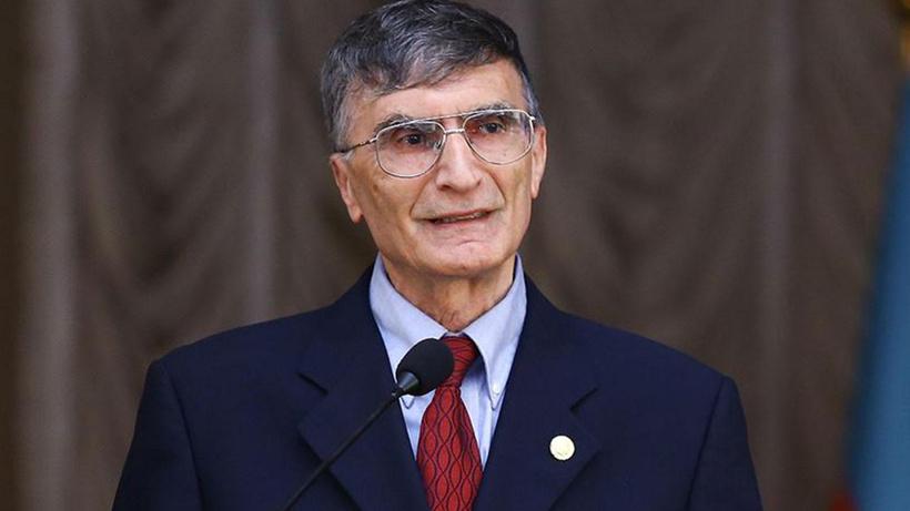 Azerbaycan'dan Prof. Dr. Aziz Sancar'a fahri diploma