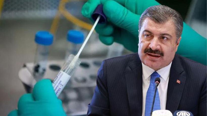Bakan Koca'dan okullarda PCR testi açıklaması