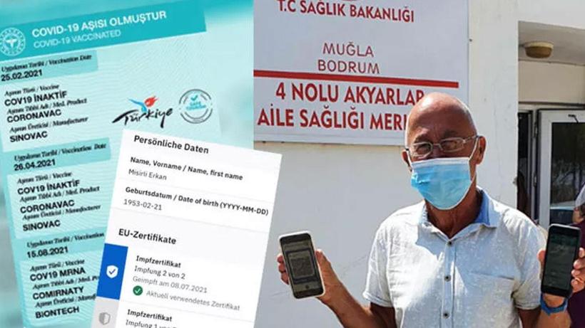Almanya ve Türkiye'de olmadığı aşı kalmadı: 4 farklı firmadan toplam 6 doz
