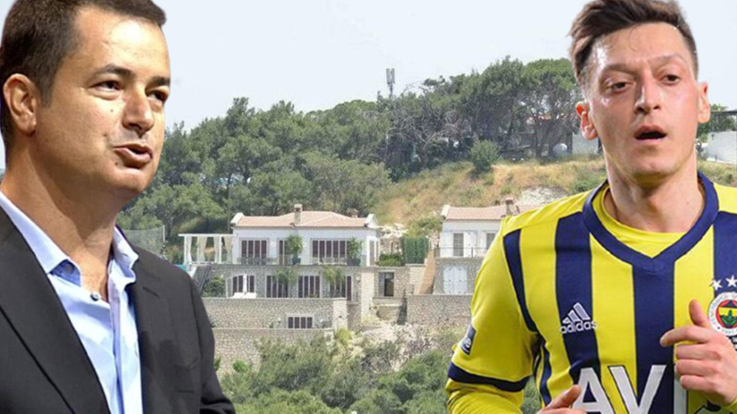 Çeşme'de yıkım zamanı! Acun Ilıcalı ve Mesut Özil'in de villası var