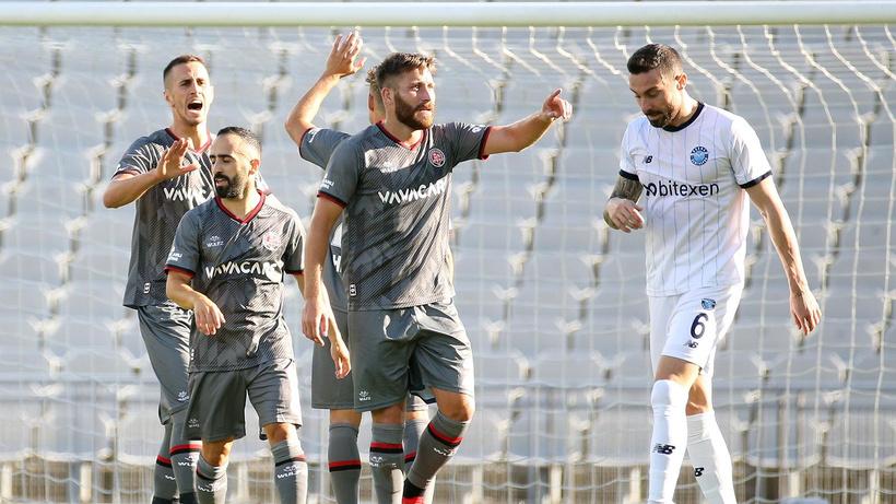 Fatih Karagümrük, Adana Demirspor'u farklı mağlup etti