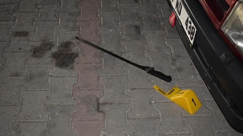 Malatya'da husumetliler arasında döner bıçaklı kavga: 1'i ağır 2 yaralı