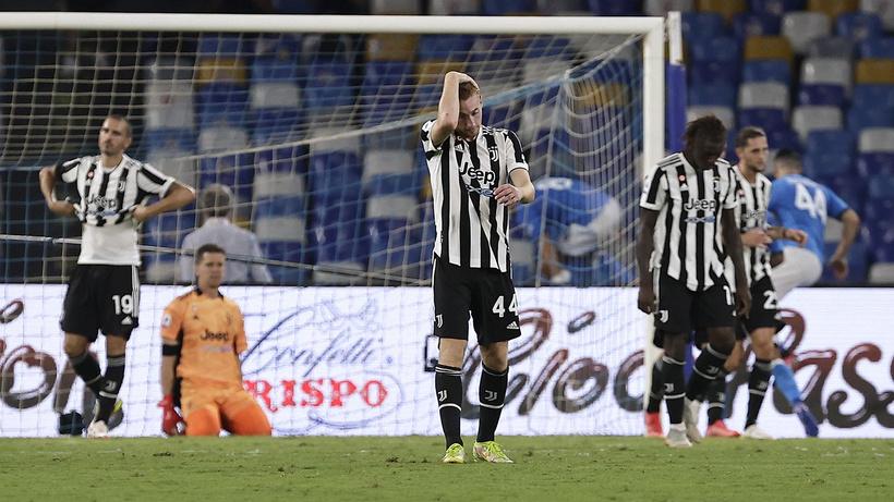 Juventus galibiyete hasret kaldı