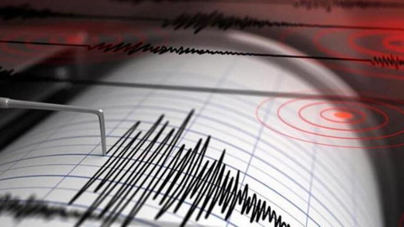 Son dakika Datça 4.4 büyüklüğünde depremle sallandı