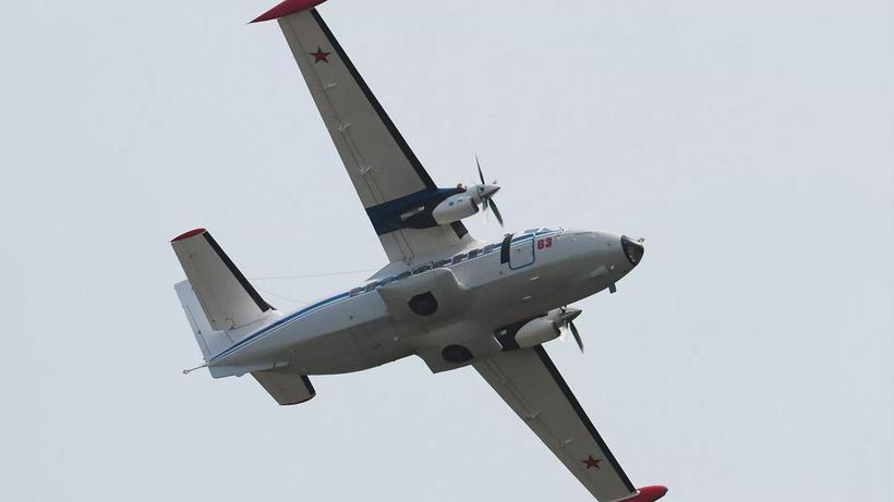 Rusya'da 16 kişiyi taşıyan uçak sert iniş yaptı: En az 4 ölü