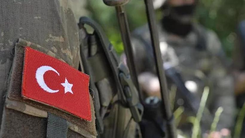 Pençe Şimşek Bölgesi'nde 1 asker şehit, 1 asker yaralı
