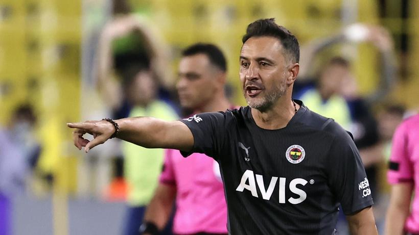 Vitor Pereira: Bir puan beni mutlu etmiyor ama takımımın gösterdiği ruhtan dolayı çok mutluyum