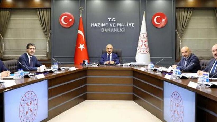 Bakan Elvan Finansal İstikrar Komitesi'nin toplandığını duyurdu