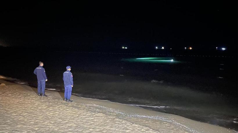 Bartın'ı alarma geçiren ihbar! Deniz üzerinde cisim gördük