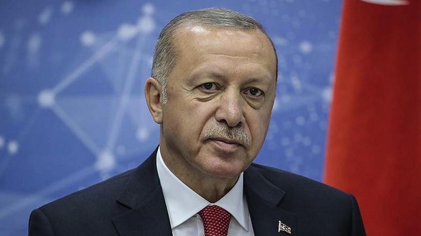 Cumhurbaşkanı Erdoğan'dan Şişecam'ın yeni açılan tesisiyle ilgili paylaşım
