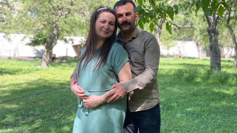Koronavirüsten ölen ebenin eşi: Hamileyken oğlumuza bir şey olur endişesiyle aşı olmadı