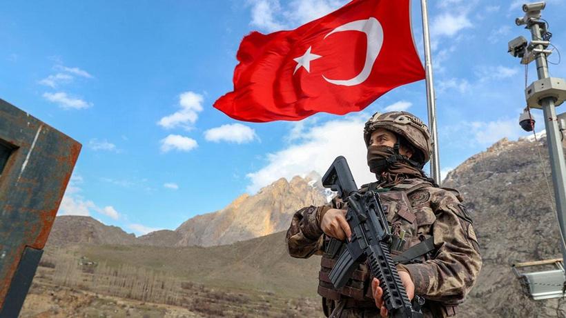 İçişleri Bakanlığı: 2021'de 130 terör eylemi engellendi