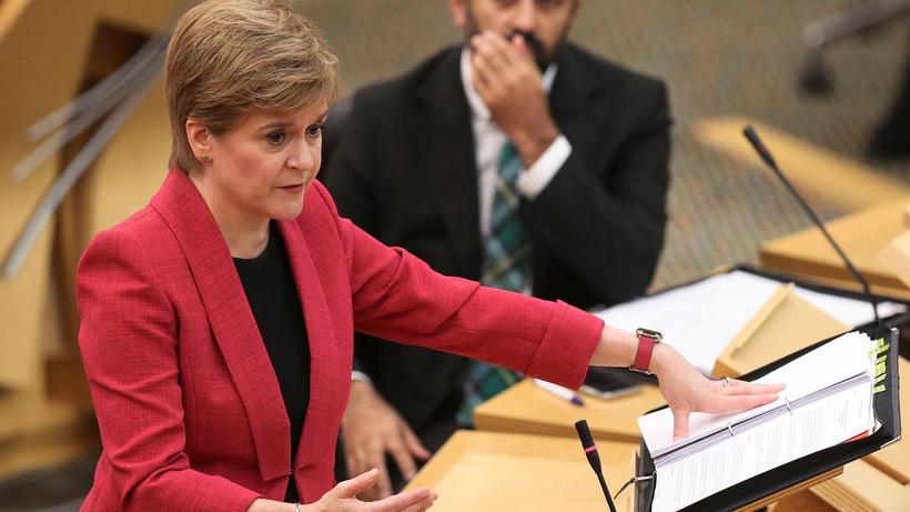 İskoçya'dan flaş 'bağımsızlık' açıklaması