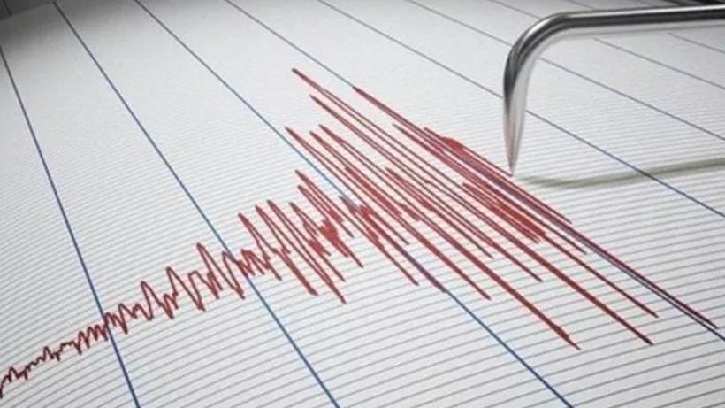 AFAD: Datça açıklarında 3,9 büyüklüğünde deprem