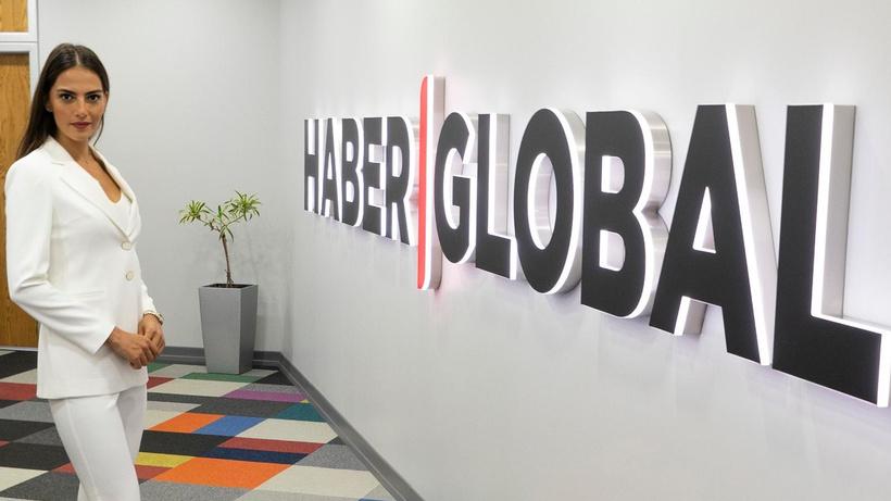 Başarılı haber spikeri Elif Özkul Haber Global'e transfer oldu