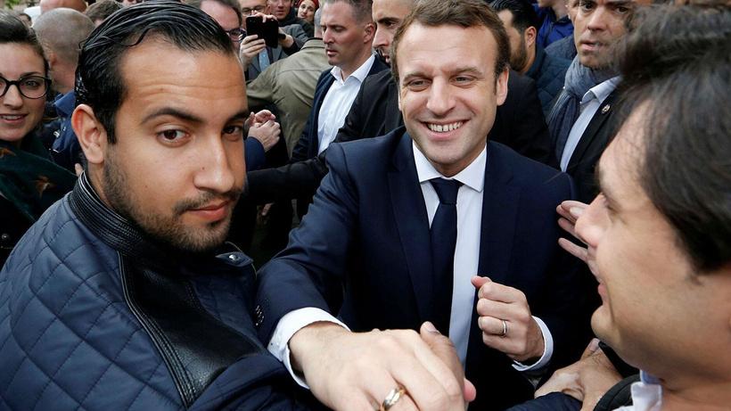 Macron'a en yakın isimdi! Hakim karşısına çıktı
