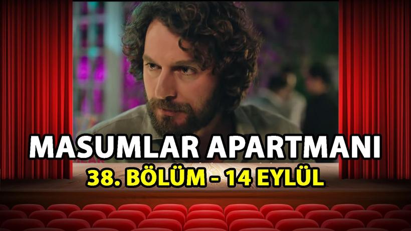 Masumlar Apartmanı 38. Bölüm Full İzle