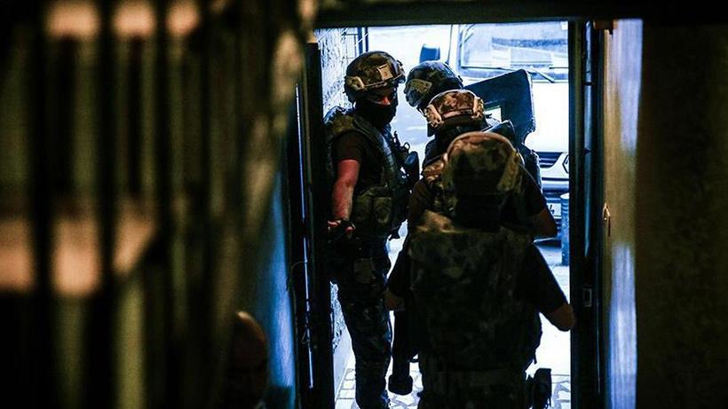 Ankara'da uyuşturucu tacirlerine yönelik operasyon düzenlendi