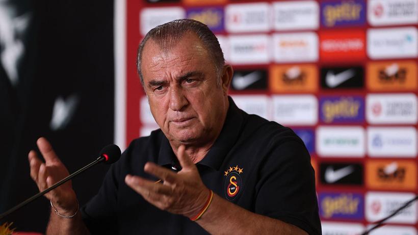 Fatih Terim: Lazio maçı özgüven için çok önemli bir durak