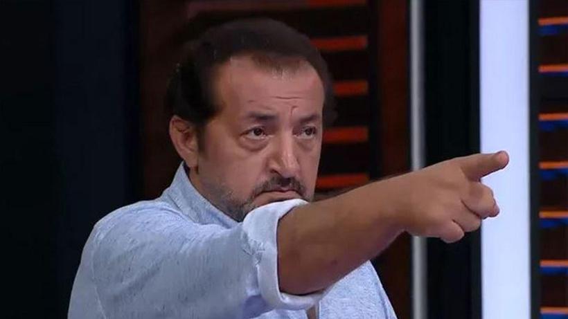 MasterChef Türkiye'de Mehmet Şef'i çileden çıkardı: 'Kendine gel!'