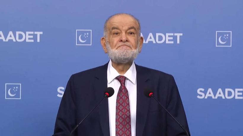 Millet İttifakı'nın cumhurbaşkanı adayı kim olacak? sorusuna Karamollaoğlu'ndan açıklama