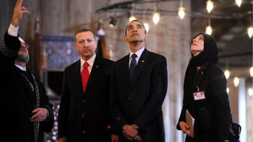 Obama: Başkan olarak ilk yurt dışı turumda İstanbul'u ziyaret ettim ve bu harikaydı