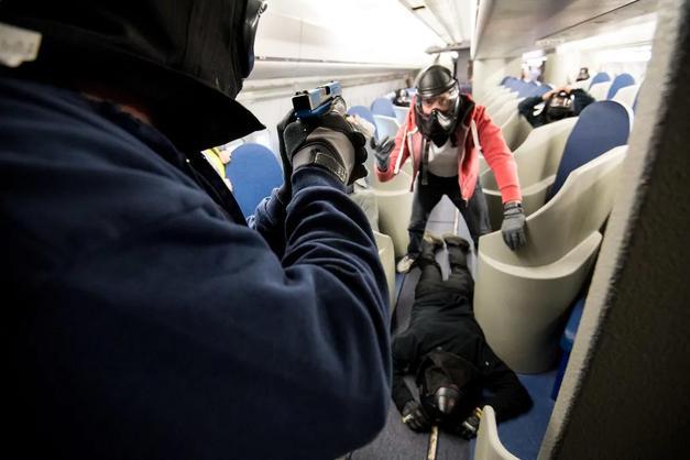 Uçaklarda hava polisi dönemi!