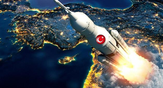 Türkiye Uzay Ajansı'nda kadro ve unvanlar belirlendi