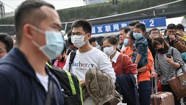 Pekin'de ilk can kaybı yaşandı!