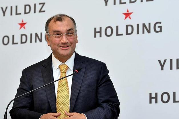 1-Murat Ülker\Yıldız Holding\2020 serveti:4.70milyar dolar-2019 serveti:3.70milyar dolar-2018 serveti:4.80milyar dolar