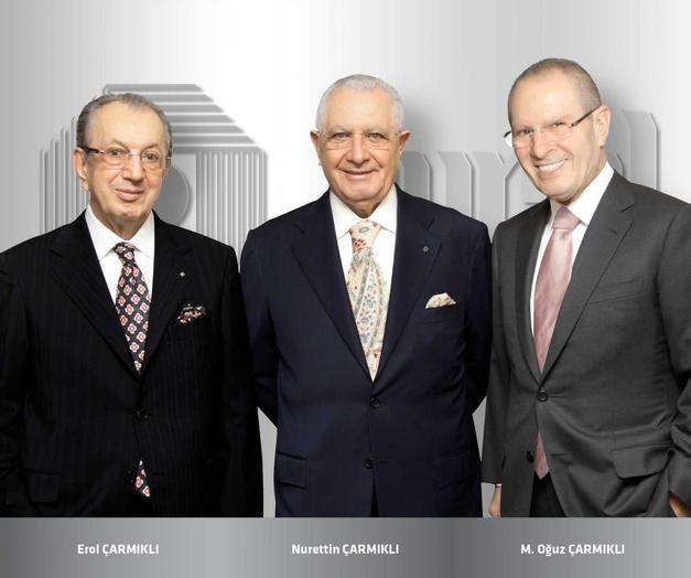 49-Mehmet Oğuz Çarmıklı\Nurol Holding\2020 serveti:650milyon dolar-2019 serveti:600milyon dolar-2018 serveti:750milyon dolar