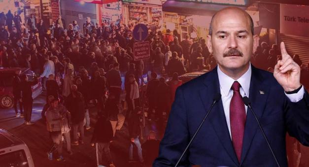 Süleyman Soylu'dan izdiham yorumu: Öngöremedim... Eleştirileri de ...
