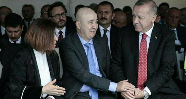 Turgut Aslan, Cumhurbaşkanı Erdoğan'ın başdanışmanı oldu