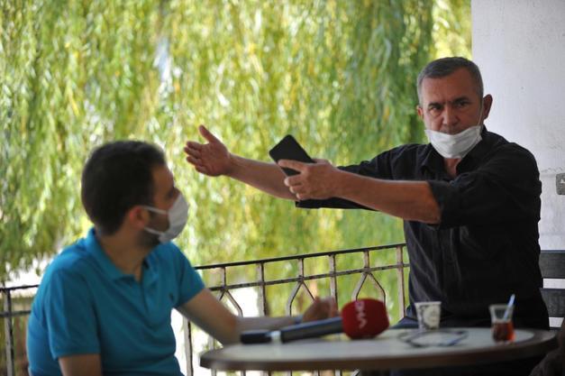 'KÖYÜMÜZ OTOMOBİL FABRİKASI MANZARALI'