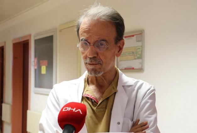"""Prof. Dr. Mehmet Ceyhan'dan önemli uyarı: """"Maskenizde bu olmuyorsa işe yaramıyor demektir"""""""