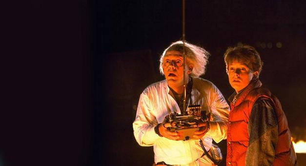 6- Back to the Future (Geleceğe Dönüş)-1985