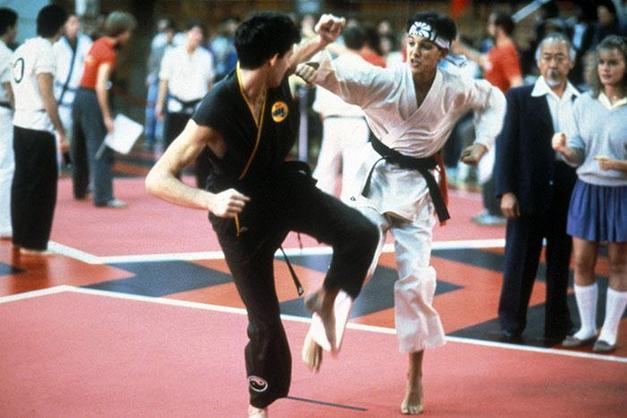 7- The Karate Kıd (Kareteci Çocuk)-1984