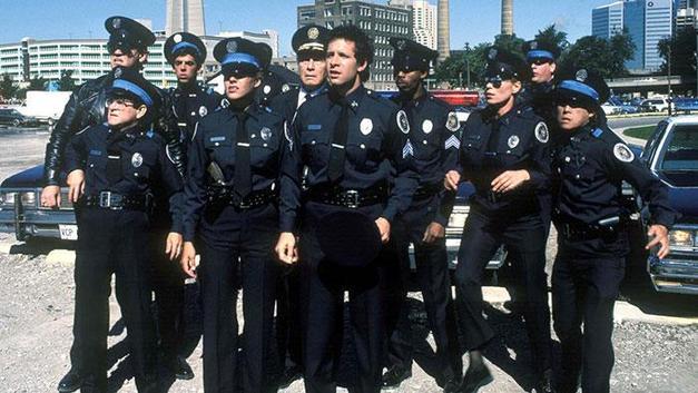 8- Polıce Academy (Polis Akademisi)-1984