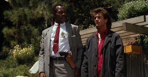 9- Lethal Weapon (Cehennem Silahı)-1987