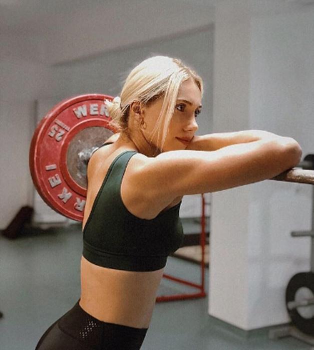 Meryem Kasap (Milli Atlet)
