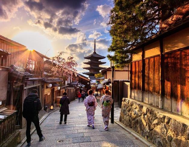1- JAPONYA