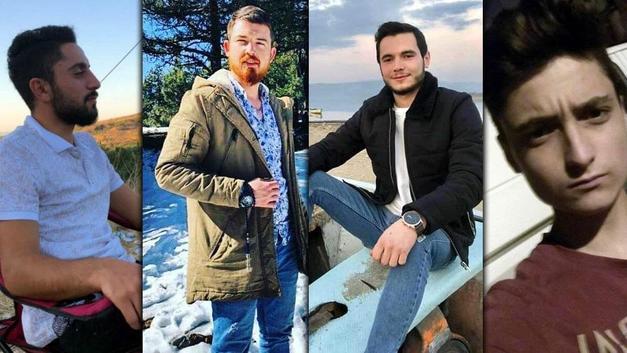 Manisa'nın Ahmetli ilçesinde ölü bulunan 4 gençle ilgili yeni detaylar  ortaya çıktı