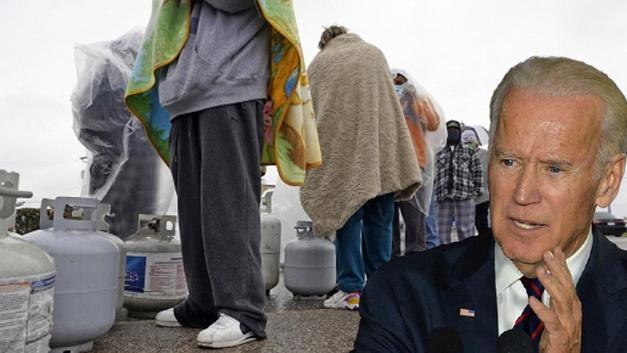 """ABD Başkanı Joe Biden, Teksas'ta """"büyük felaket"""" ilan etti"""