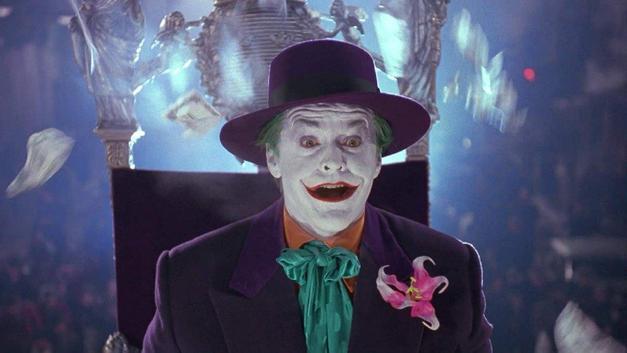 11. Jack Nicholson ve The Joker