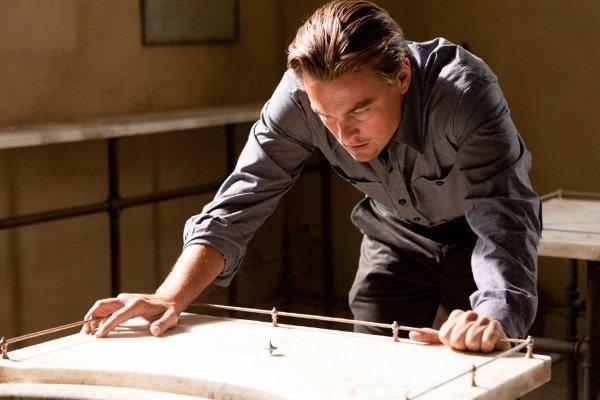 12. Leonardo DiCaprio ve Inception