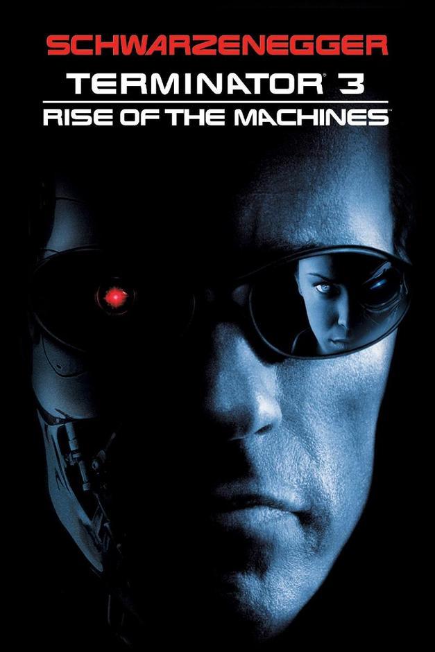 18. Arnold Schwarzenegger ve Terminator 3: Rise of the Machines