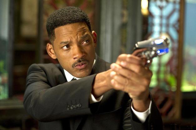 1. Will Smith ve Men in Black 3